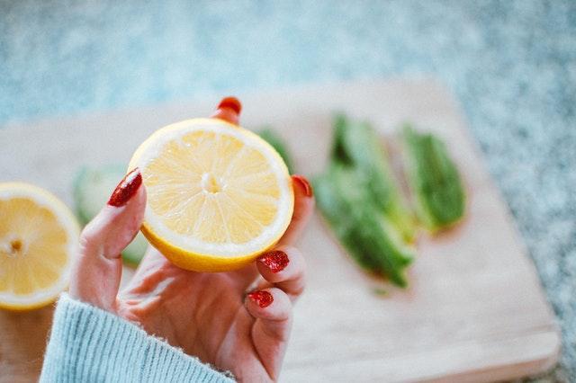 Vad du kan äta för att få en friskare hy